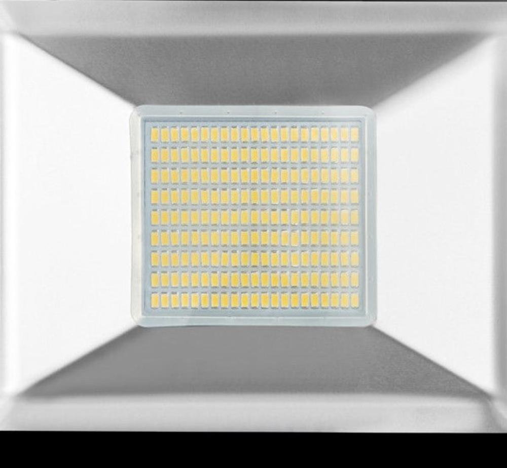 Mozgásérzékelős 100W CREE LED energiatakarékos reflektor