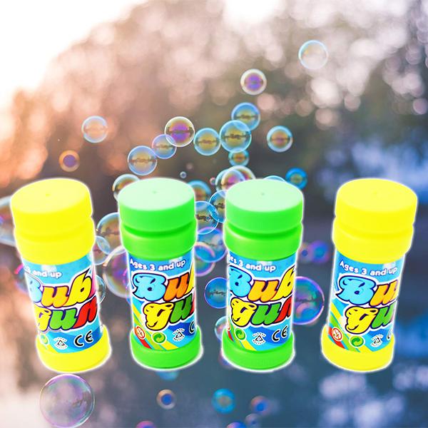 Buborékfújó utántöltő folyadék / 4x50 ml
