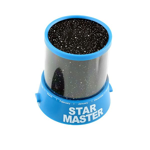 Star Light csillagkivetítős lámpa