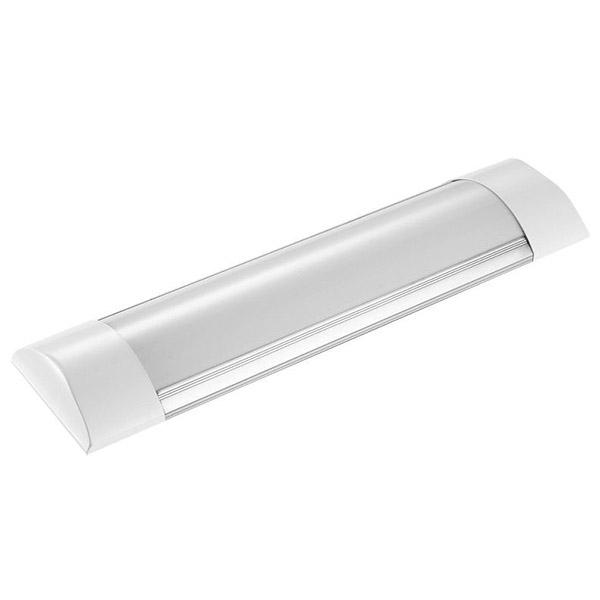 T12 LED fénycső armatúrával, 32 cm, 10W, meleg fehér