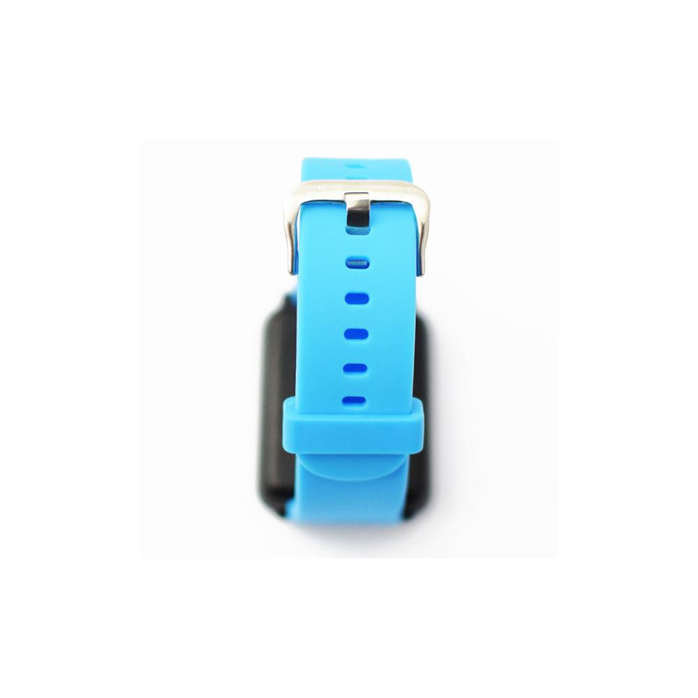 Érintőkijelzős okosóra / pulzus- és vérnyomásmérő..