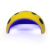 Kép 1/4 - UV/LED műkörmös lámpa / 24W / Katicás / sárga