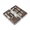 Kép 3/3 - 12 darabos manikűr/pedikűr készlet / dekoratív dobozban