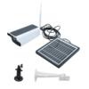 Kép 3/3 - Low Power napelemes WiFi biztonsági kamera mozgásérzékelővel