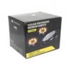Kép 5/5 - Dupla fényű, leszúrható, napelemes LED lámpa fényérzékelővel / 4 db
