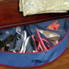 Kép 1/4 - Kerek cipő rendszerező – 12 pár cipőnek / helymegtakarító cipőtároló