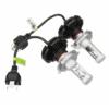 Kép 2/3 - H7 X3 LED fényszóró szett / 1 pár, 25W, 6000 LM