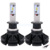 Kép 2/3 - H1 X3 LED fényszóró szett / 1 pár, 25W, 6000 LM