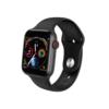 Kép 1/4 - T500 SmartWatch – Bluetooth okosóra / fekete