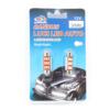 Kép 1/2 - Autós beltéri LED izzó 12V - 36mm / 2 db, 9 LED, 300 Lumen (13622)