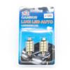 Kép 1/2 - Autós LED izzó 12V - 41mm / 2 db, 8 LED (10996)