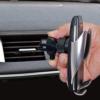 Kép 5/5 - Okos autós telefontöltő és tartó – mozgásérzékelő szenzorral / szellőző rácsba illeszthető (S5)
