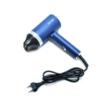 Kép 2/5 - Intelligens hőszabályzós hajszárító 1400W – a fényes hajkoronáért / divatos indigókék színben (DL-3011)
