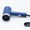 Kép 1/5 - Intelligens hőszabályzós hajszárító 1400W – a fényes hajkoronáért / divatos indigókék színben (DL-3011)