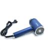 Kép 5/5 - Intelligens hőszabályzós hajszárító 1400W – a fényes hajkoronáért / divatos indigókék színben (DL-3011)
