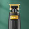 Kép 1/4 - Professzionális elektromos hajnyíró – vezeték nélküli trimmelő / arany-fekete (V-192)