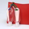 Kép 4/4 - 30 ml utántölthető flakon flip top kupakkal és karabínerrel