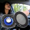 Kép 1/4 - 180W kétutas autós hangszóró – 100 mm