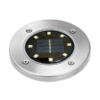 Kép 2/5 - Solar Disc – Napelemes LED lámpa fényérzékelővel