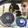 Kép 1/4 - 200W kétutas autós hangszóró – 130 mm