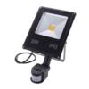 Kép 1/3 - Mozgásérzékelős 30W CREE LED energiatakarékos reflektor