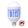 Kép 3/4 - Szúnyogirtó LED lámpa UV-fénnyel E27 foglalatba