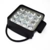 Kép 3/3 - 48W szuper erős LED munkalámpa, szúrófény járművekre / szögletes