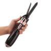 Kép 4/7 - 4 az 1-ben egyenesítő, formázó és szárító hajkefe / elektromos hajformázó minden hajtípusra, cser...