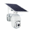 Kép 1/4 - Intelligens, napelemes WiFi biztonsági kamera mozgásérzékelővel / PTZ kamera