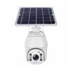 Kép 4/4 - Intelligens, napelemes WiFi biztonsági kamera mozgásérzékelővel / PTZ kamera