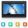 Kép 1/5 - Androidos Tablet, 7 hüvelykes, négymagos processzorral - fekete