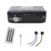 Kép 2/5 - Autós multimédia lejátszó, kihangosító, rádió / Bluetooth autórádió