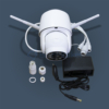 Kép 3/3 - 360 fokos wifi-s biztonsági kamera