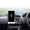 Kép 3/6 - K81 Autós vezeték nélküli telefontöltő és tartó - szellőzőrácsba rögzíthető