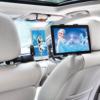 Kép 3/5 - Autós fejtámlára erősíthető univerzális dual telefon- és tablet tartó