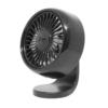 Kép 1/3 - Kompakt autósventilátor / kétféle rögzítési móddal