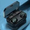 Kép 2/4 - Vezeték nélküli Bluetooth fülhallgató / 2in1 Powerbank töltőtokkal
