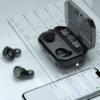 Kép 3/4 - Vezeték nélküli Bluetooth fülhallgató / 2in1 Powerbank töltőtokkal