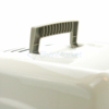 Kép 4/4 - Zárt macskatoalett - ajtóval, alomtálcával (PSM-609055)