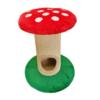 Kép 1/3 - Gomba alakú kaparófa - macskáknak (BPS-3183)