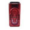 Kép 1/4 - Hordozható Bluetooth hangfal / digitális kijelzővel (KTS-1036K)