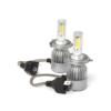 Kép 3/4 - H4 C6 LED fényszóró szett / 1 pár, 36W, 3800LM