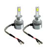 Kép 3/3 - H1 C6 LED fényszóró szett / 1 pár, 36W, 3800LM