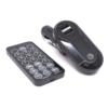 Kép 1/3 - Autós MP3 lejátszó / telefon töltő és kihangosító / FM transzmitter / távirányítóval