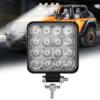 Kép 1/3 - Autóra szerelhető LED-es reflektor / 48 W