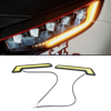 Kép 2/5 - Autós nappali LED menetfény - 12V
