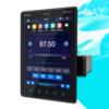 """Kép 1/5 - Bluetooth autórádió 9.5"""" érintő képernyővel / MirrorLink multimédiás rendszer"""