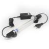 Kép 2/2 - Akvárium UVC világítás – akvárium sterilizáló UV lámpa / 13W