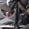Kép 3/5 - Autós pohártartóba tehető telefontartó / állítható