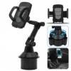 Kép 5/5 - Autós pohártartóba tehető telefontartó / állítható
